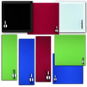 Tableau magn tique de verre magnetboard memoboard aimant - Tableau magnetique mural ...