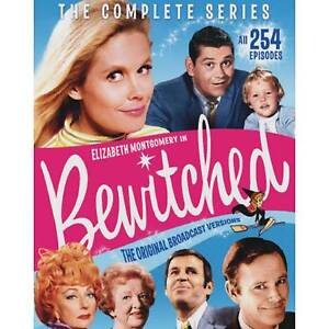 Bewitched - The Complete Series New DVD! Ships Fast!