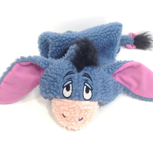 Dog Costume Eeyore Disney Pet Halloween Small Hook and Eye Straps Ear Holes