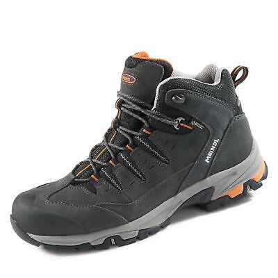 Meindl Ovaro Herren GORE-TEX® Wanderstiefel Sportschuhe Outdoor Schuhe grau