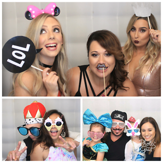 Photobooth Hire from  $140 per hour!