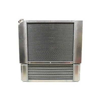 Powertech 520 Radiator For Isuzu 4LE2X Generators Part # 03RAD540