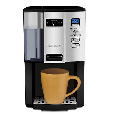 Cuisinart Coffee-on-Ask for 12-Cup Programmable Coffeemaker w/Auto Off - DCC-3000