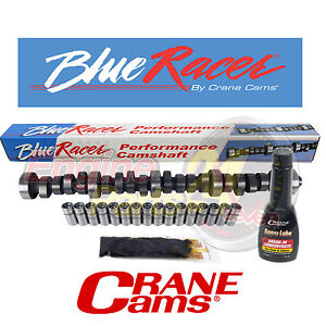 FORD 289 302 WINDSOR CAM & LIFTER KIT CRANE BLUE RACER YOU CHOOSE