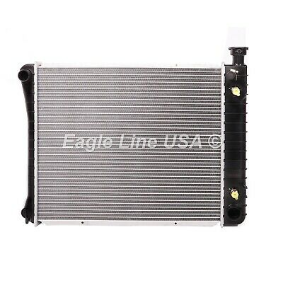 Radiator Fit 88-93 Chevy GMC C/K 1500 2500 3500 Truck 5.0L 5.7L 20 3/4 Core Only