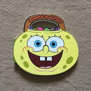 Spongebob Spookypants Book
