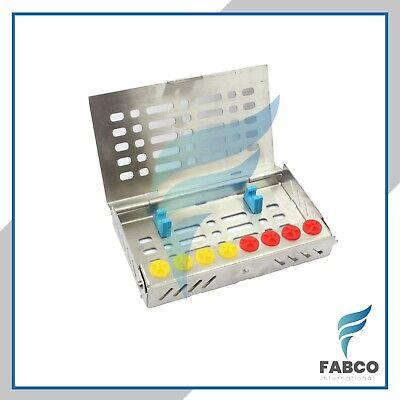 Dental Implant Instruments Organizer Sterilization Cassette For Implant Tools