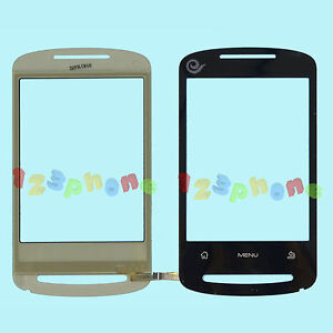 NEW TOUCH SCREEN LENS GLASS DIGITIZER FOR ZTE RACER X850 #GS-115