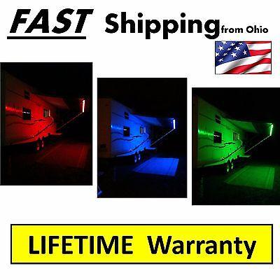 RV Motor Home Awning LED light kit - - - universal fit part - - - easy install