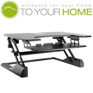 Height Adjustable Desk Home Office Desks eBay