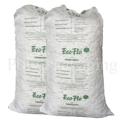 30 Cubic Feet of ECOFLO LOOSE FILL Biodegradable/Void Fill/Packing Peanuts