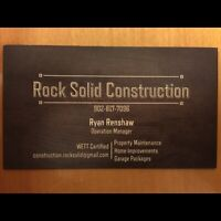 Rock Solid Construction