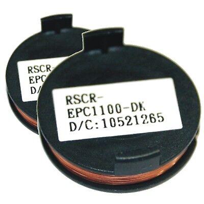 2x Reset Chip für Fotoleiter Epson Aculaser C1100 CX11 CX21 kompatibel ()