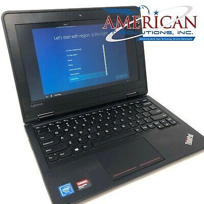 Lenovo 11e Laptop - 11.6