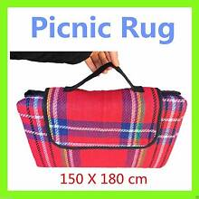 BLANKETS PICNIC MAT Waterproof Picnic Blanket/Rug outdoor camping Clayton South Kingston Area Preview