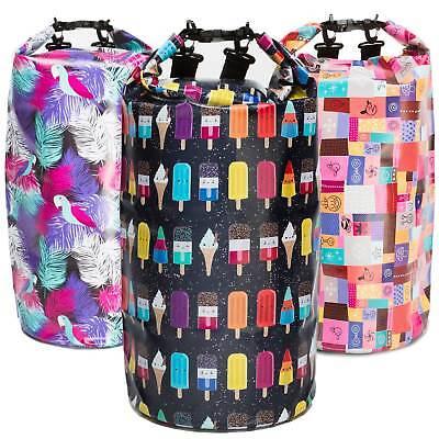 Dry Bag Trockensack Trockenbeutel Rucksack Tasche wasse… |