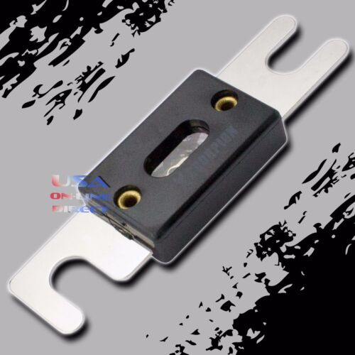 80 AMP 5 pcs High Quality Platinum  Car Audio Marine ANL Wafer Fuse Amplifier US