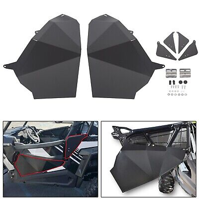 Lower Door Panel Inserts For 2014-2019 Polaris RZR XP 1000 / Turbo S 900 S 1000