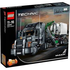 LEGO TECHNIC: MACK ANTHEM