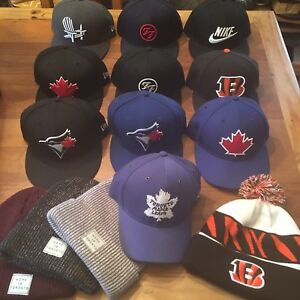 Hats - New Era Fitted, Snapback, Toques, etc.