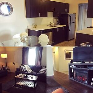 Two bedroom apartment to sublet RENOVATED