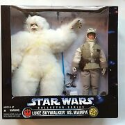 Star Wars Luke Skywalker vs Wampa