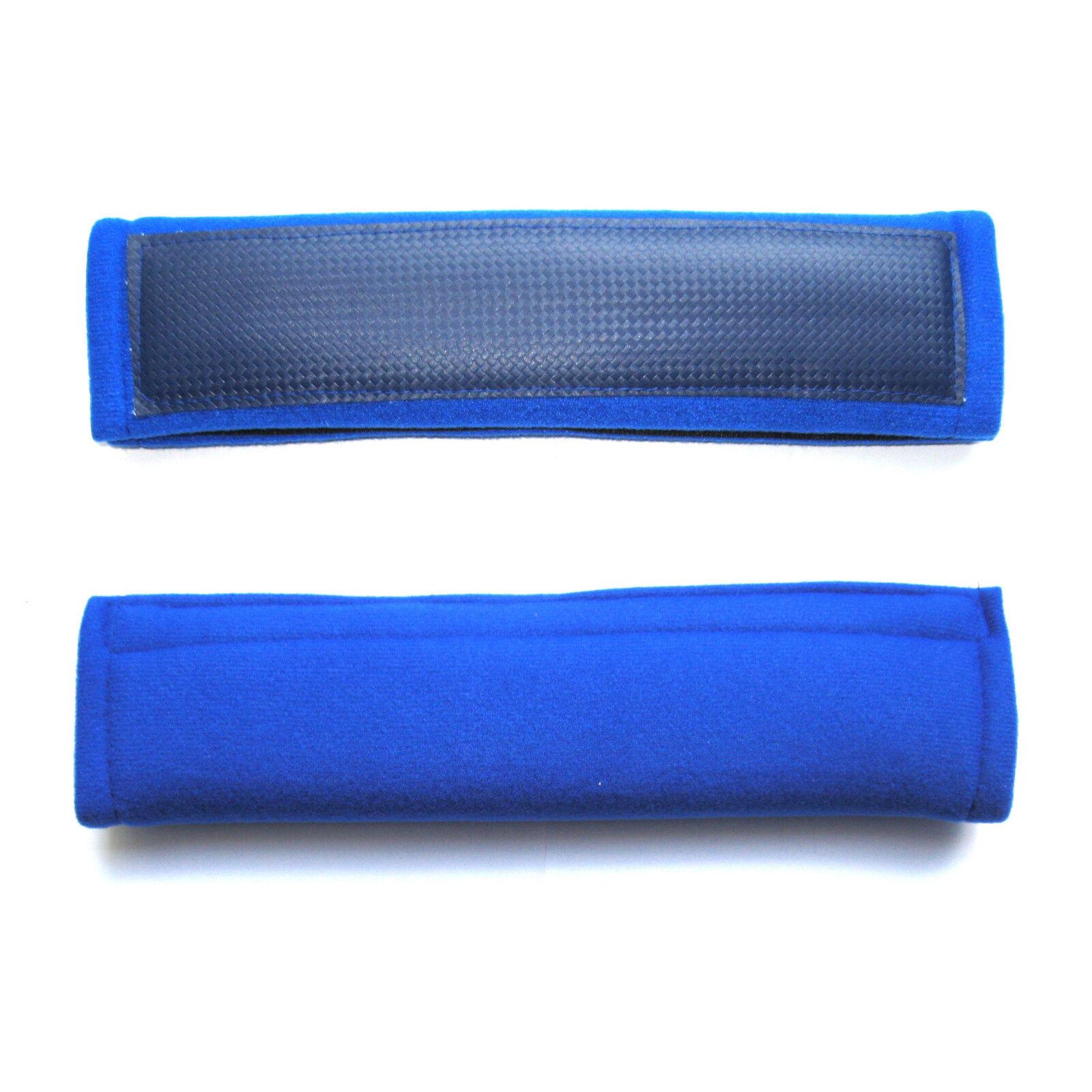 Gurtpolster Gurtschoner Schulterpolster weich bequem Polster blau