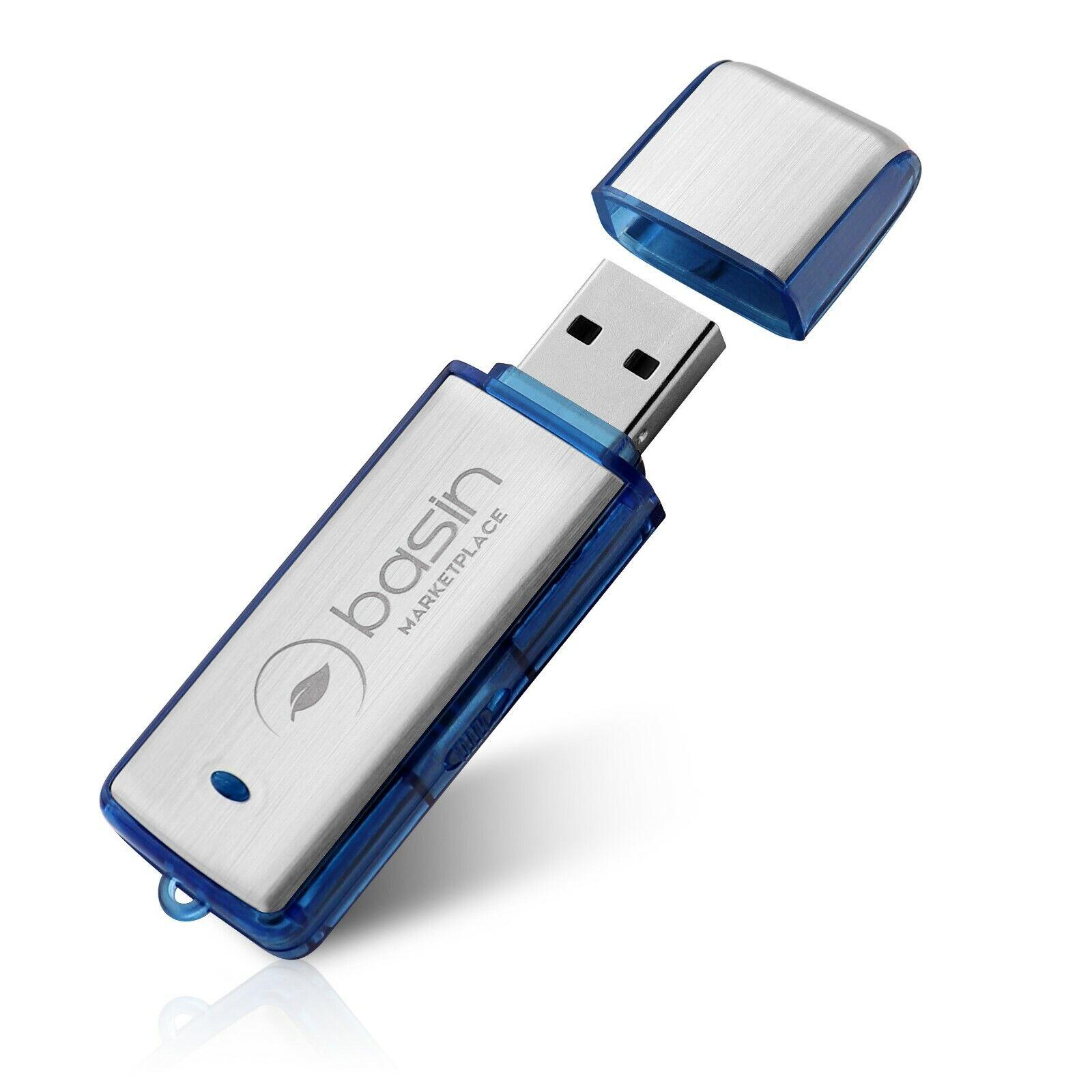 Mini USB Digital Voice Recorder For Lectures, School, Busine