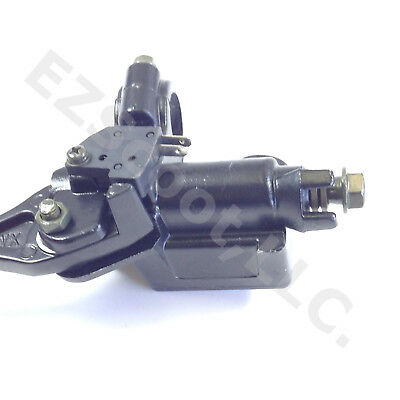HYDRAULIC BRAKE MASTER CYLINDER *LEFT* 22MM LEVER M10 GY6 SCOOTER MOPED TAOTAO