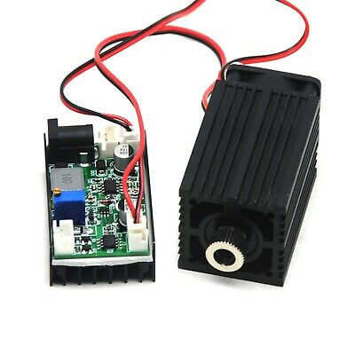 850nm 1000mw Ir Focusable Dot Laser Module 12v Driver Ttl Infrared 1w Diode