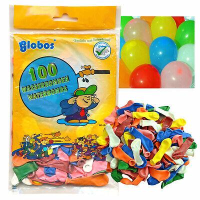 bunt Wasser Sommer Spiel Wasserballons Waterbombs  (Sommer Spielzeug)