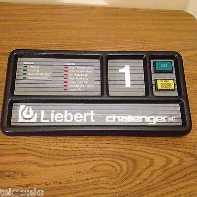 Liebert Challenger3 1c16166p1 Hmi Control Panel
