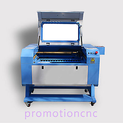 Reci 100w Laser Engraver Engraving Cutting Machine With Cw3000 Chillerred Dot
