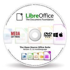 Libre Office - Une alternative à Microsoft Office Pro 2003 2007 2010 2013