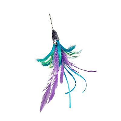 Leaps Bounds EZ Snap Flip Feather Cat Teaser Toy Refill Assorted - $22.99