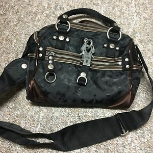 Black George Gina and Lucy bag