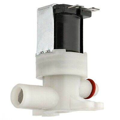 Solenoid Water Inlet Valve Straight Complete Inc Coil For Triton Electric Shower