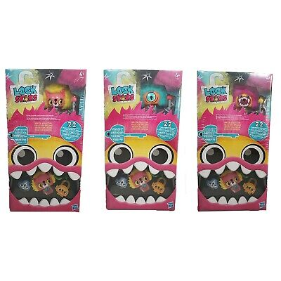 3 Packs Lock Stars Mega Pack - 22 Surprises in each -...