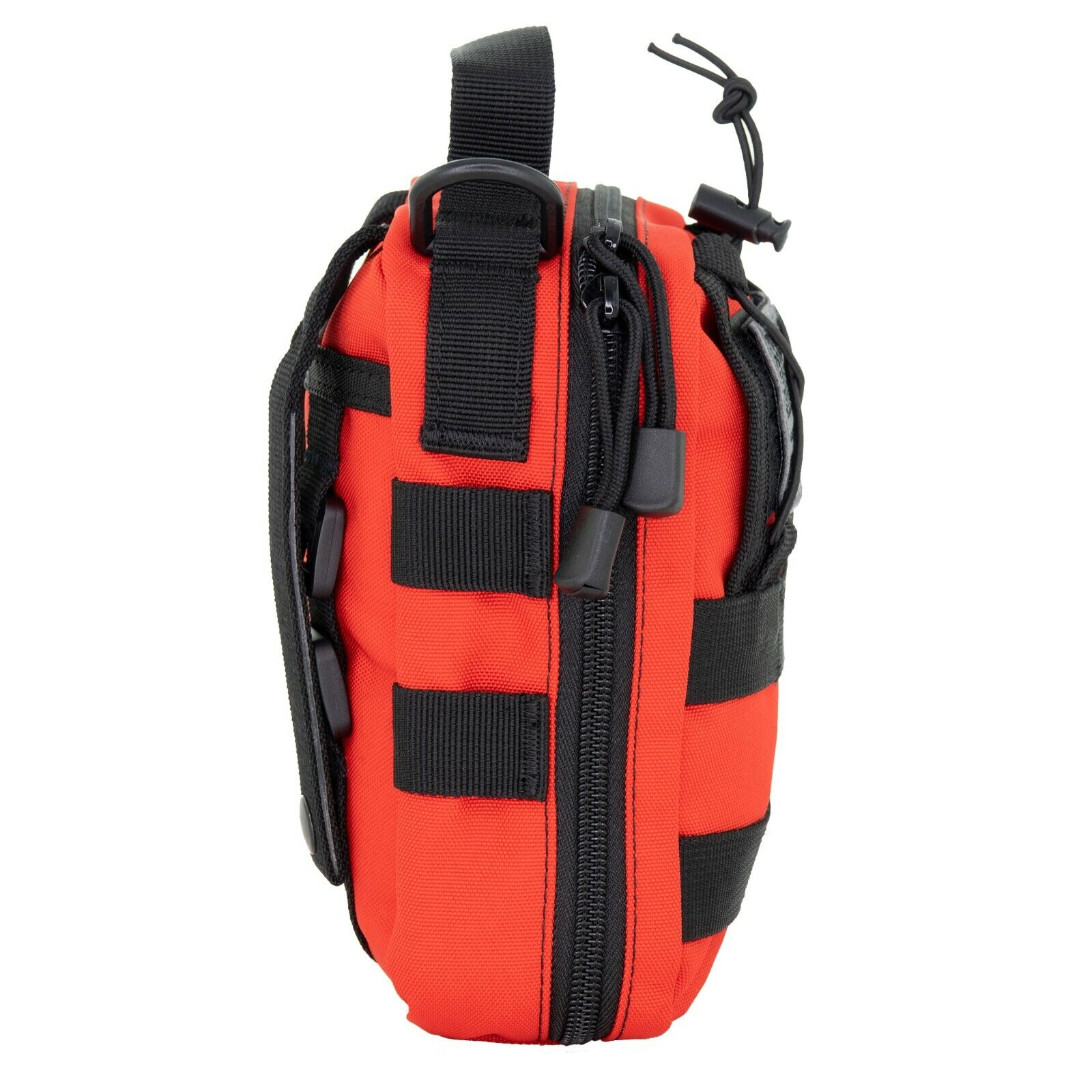 NEW LINE2DESIGN FIRST AID (IFAK) MOLLE POUCH - EMERGENCY MEDICAL TRAUMA BAG - RED