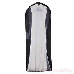 travel garment bags wedding evenin g ball gown dress suit cloth cover