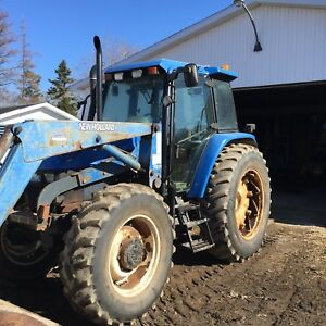 2003 New Holland Ford TS110