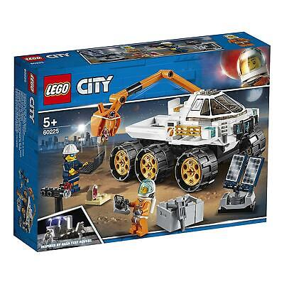 Lego City Space Port 60225 Prova di guida del Rover