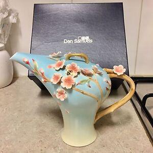 Dan Samuels Porcelain Jug Artarmon Willoughby Area Preview