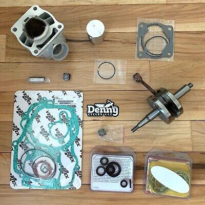 2002-2014 Yamaha YZ85 Complete Engine Rebuild Kit Cylinder Piston Crankshaft
