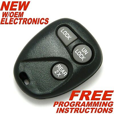 NEW 1997 1998 1999 2000 CHEVROLET TAHOE 1997 BLAZER & JIMMY REMOTE KEY FOB