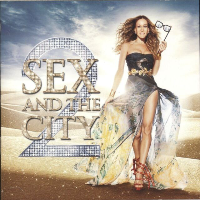 Sex And The City 2 CD NEW Dido Liza Minelli Alicia keys