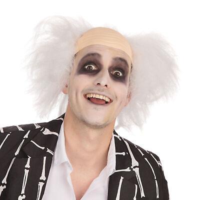 Crazy Cat Man Halloween Costume (Halloween Beetle Adults Fancy Dress Costume Accessory Mens Crazy Guy Juice)
