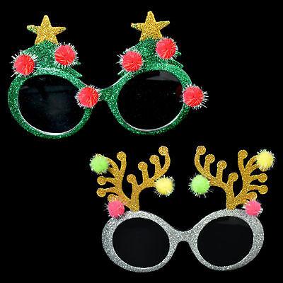 Neuheit Glitzer Weihnachten Gläser - Verkleidung - Strumpf Füller - Design