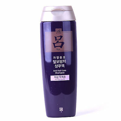 New KOREA AMOREPACIFIC Hair Loss Prevention Ryo shampoo 180ml (6.34 oz)