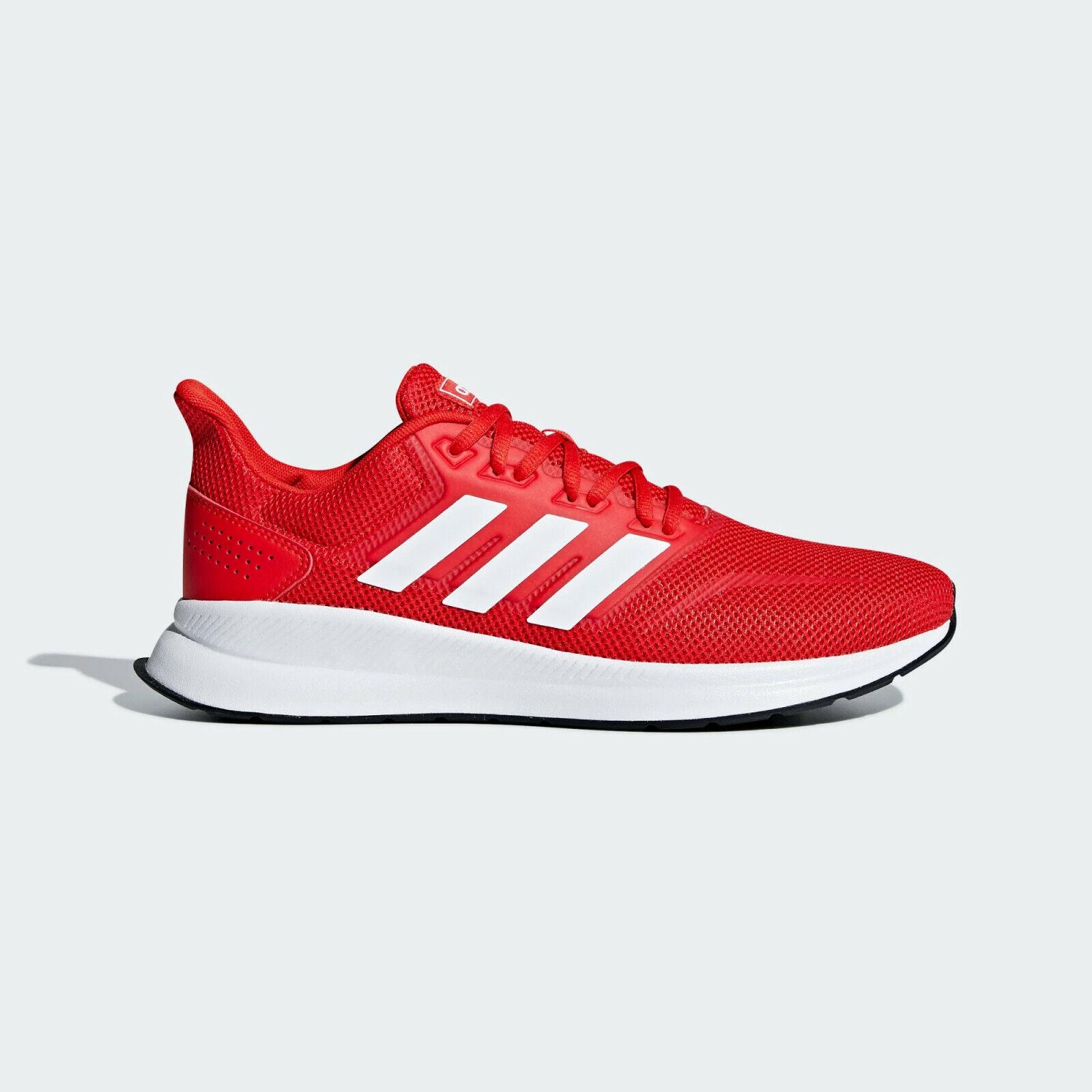 Dettagli su Adidas Runfalcon Scarpe Da Running Donna Bianco In Materie Tessilimateriale